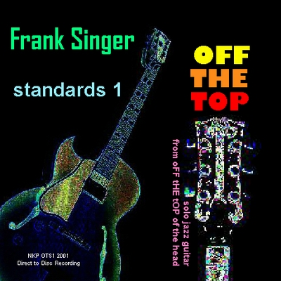 oFF tHE tOP: standards 1 from Frank Singer
